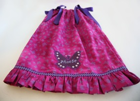 Toddler Ruffle Dress