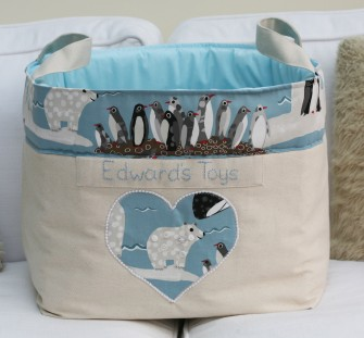 Large Toy Storage Bag