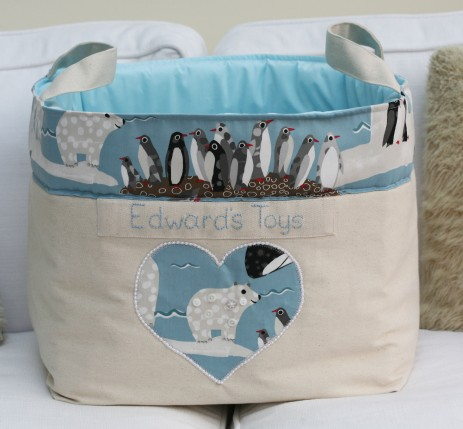 Large Toy Storage Bag