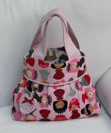 Reversible Girl's Handbag