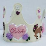 Children's Dressing up - Felt Crown