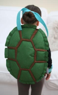 Children's Dressing up - Turtle Costume