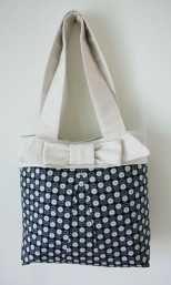 Bow Tote Bag - Design Your Own Lining