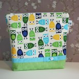 Zippered Mini Bow Pouch