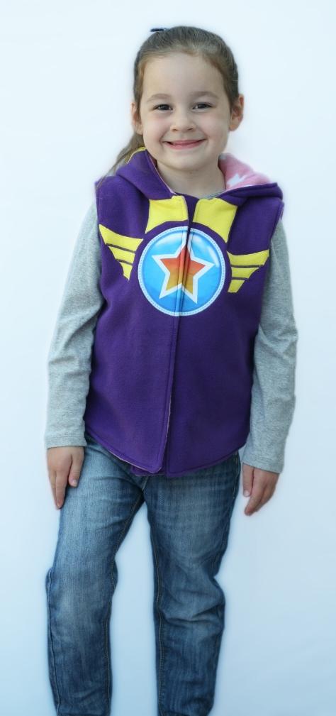 Xuli go jetters costume gilet