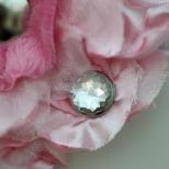 Pink Flower Detail