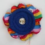 Rainbow Flower Reverse