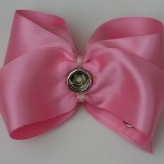 Pink Satin Reverse