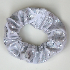 Holo Party Ruffle (Silver)